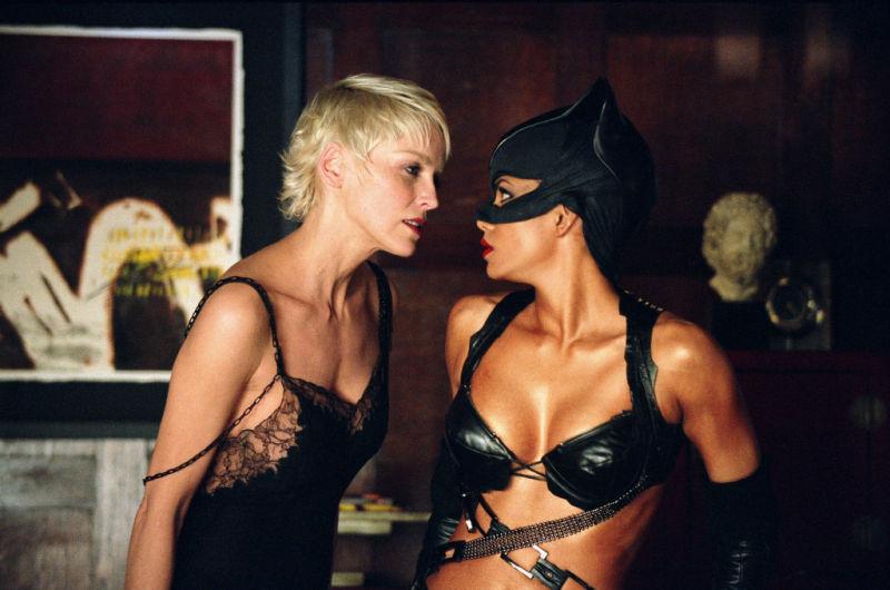 Halle Berry Lesbian Sex
